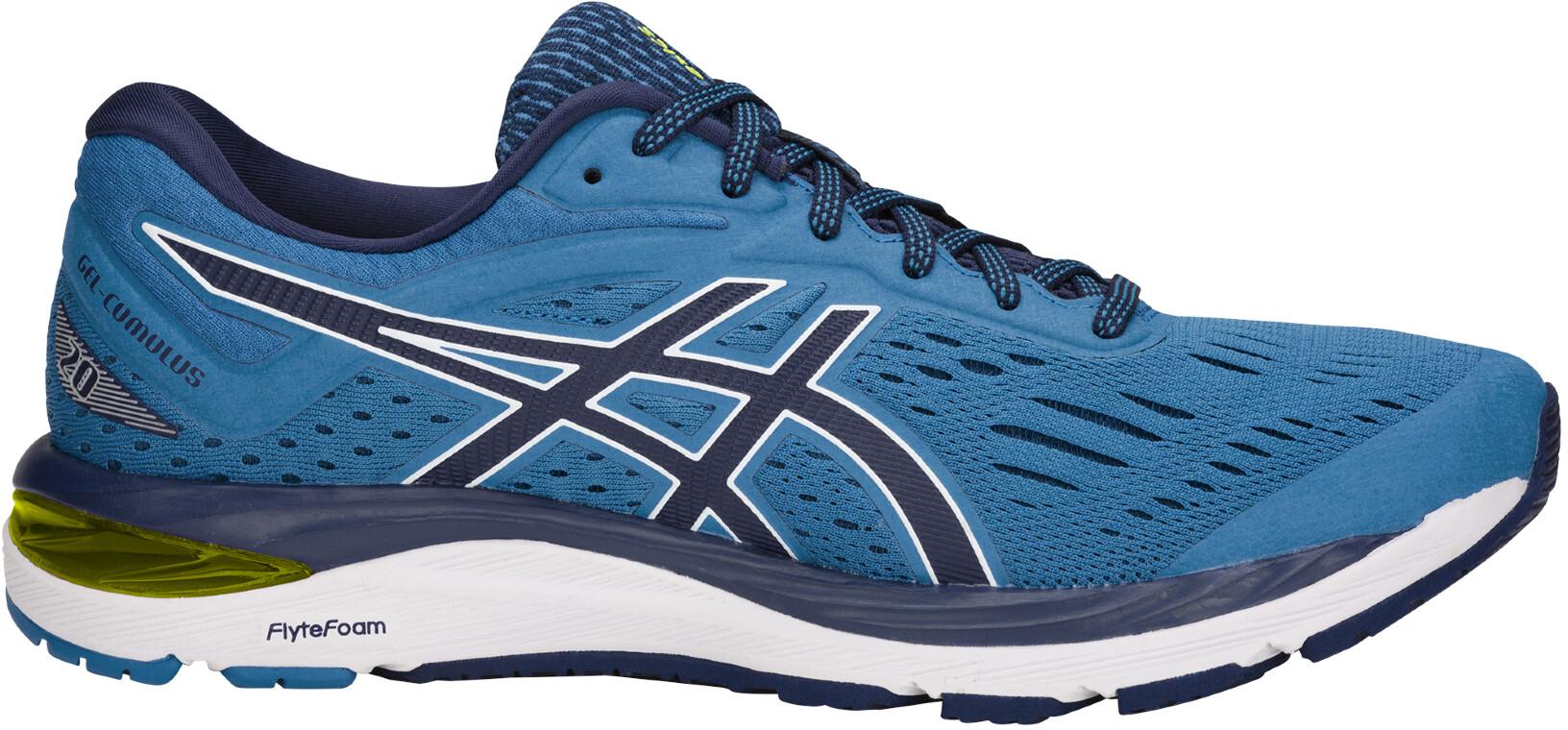 best sneakers 6ae1e fb83a asics Gel-Cumulus 20 - Chaussures running Homme - bleu